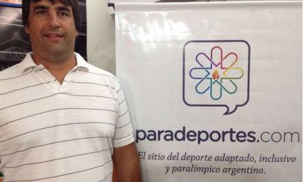"""Javier Álvarez: """"El objetivo para Río 2016 es superar la cantidad de medallas de Londres 2012"""""""