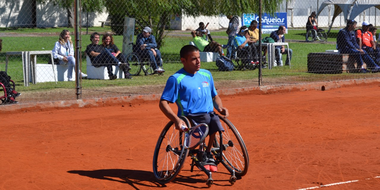 Open Cañuelas, día 3: Casco, el finalista argentino