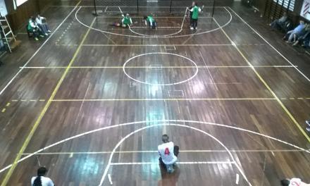 Textil Los Polvorines y Municipalidad de San Miguel mandan en el goalball