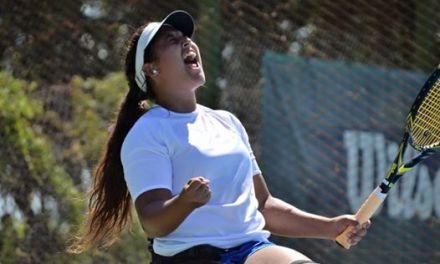 Tenis adaptado: Moreno, finalista del singles y dobles de Uberlandia