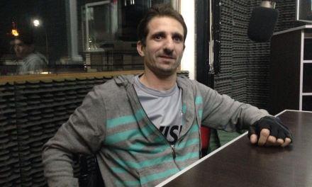"""Juan Foa en Paradeportes Radio: """"El quad rugby en Argentina está creciendo"""""""