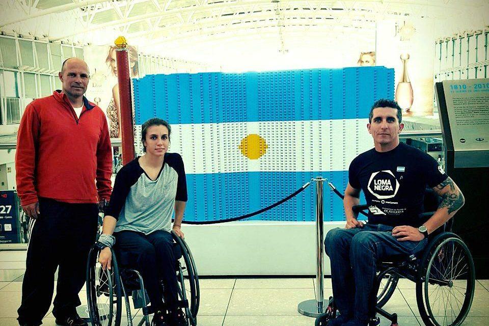 Paracanotaje: la Selección viajó a Alemania como paso previo a Río