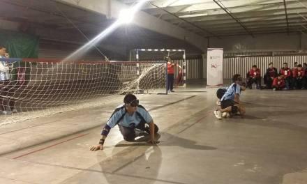 Goalball: se juegan las finales del Metropolitano