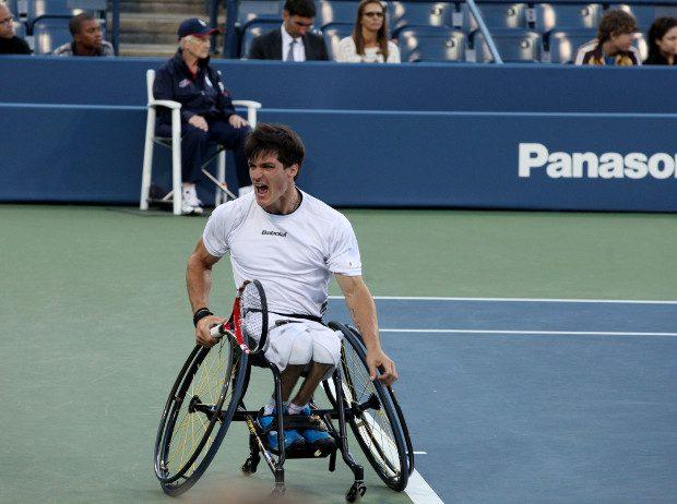 Tenis adaptado: Gustavo Fernández avanza en Japón