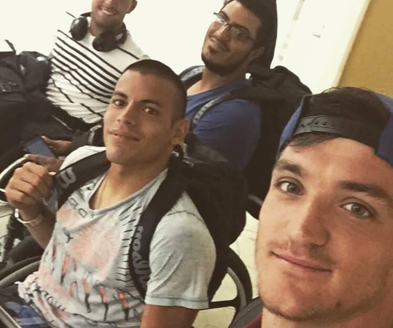 Tenis adaptado: se viene la Copa del Mundo para el equipo argentino