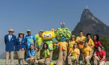 Presentaron los uniformes oficiales de Río
