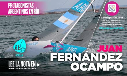Fernández Ocampo, la vela y su pasión hereditaria