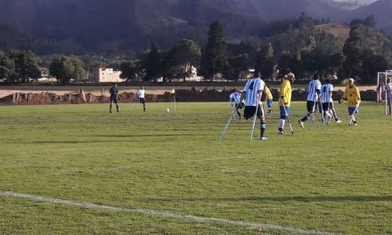Fútbol para amputados: Debut y derrota en la Copa Confederaciones
