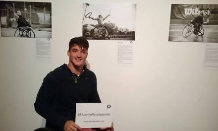 Se inauguró la muestra fotográfica de Paradeportes