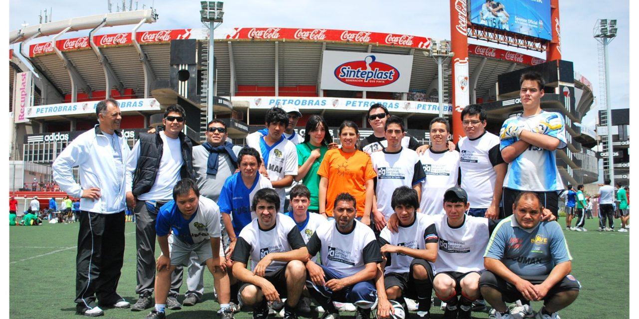Fútbol inclusivo en Tucumán