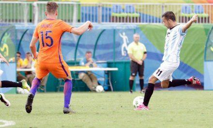 Fútbol 7: Holanda fue más efectivo y superó a Los Tigres