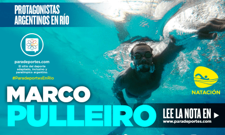 El perfil de Marco Pulleiro