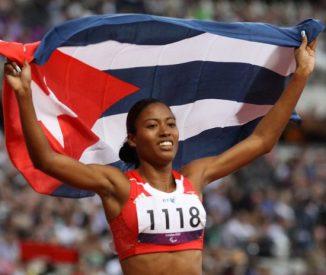 Amara Durand, de Cuba. Foto: RadioReloj