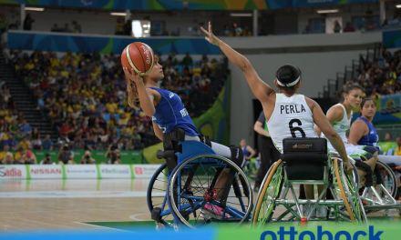 Básquet femenino: Argentina sufrió la potencia de Brasil