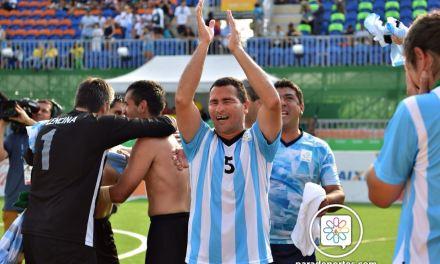 Allianz acompañó a la familia de Velo en su paso triunfal por Río 2016