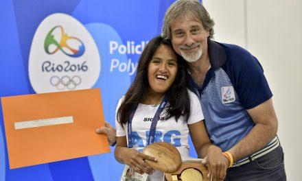 Río 2016: entrega de diplomas y medallas para la delegación argentina