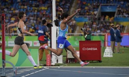 Atletismo: Yanina Martínez ganó y sueña con una medalla