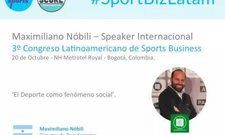 Paradeportes, un caso de éxito rumbo a Colombia