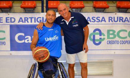 Básquet adaptado: Berdún jugará en el campeón de Italia