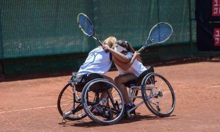 Tenis adaptado: ¡Moreno y Pralong, otra vez campeonas en Chile!