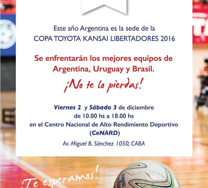 Powerchair Football: se viene la Copa Libertadores