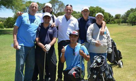 Golf adaptado: nuevo encuentro en Córdoba
