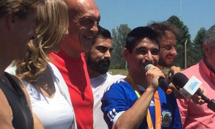 Córdoba tuvo su gran fiesta del deporte adaptado y paralímpico