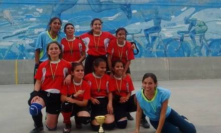 Fútbol para ciegos: Las Guerreras brillaron en Córdoba