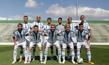 Fútbol para sordos: Ya están los rivales de Los Toros en los Juegos Olímpicos