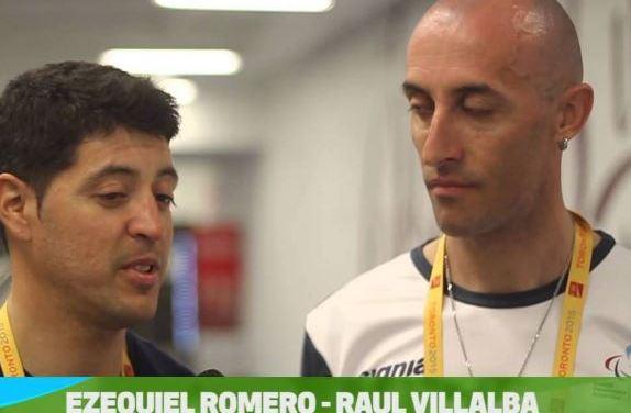 """Raúl Villalba en Paradeportes radio: """"El bicampeonato es la mejor forma de cerrar un año hermoso"""""""