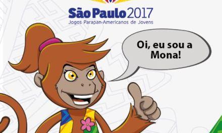 La mascota de São Paulo 2017 se llama… ¡Mona!