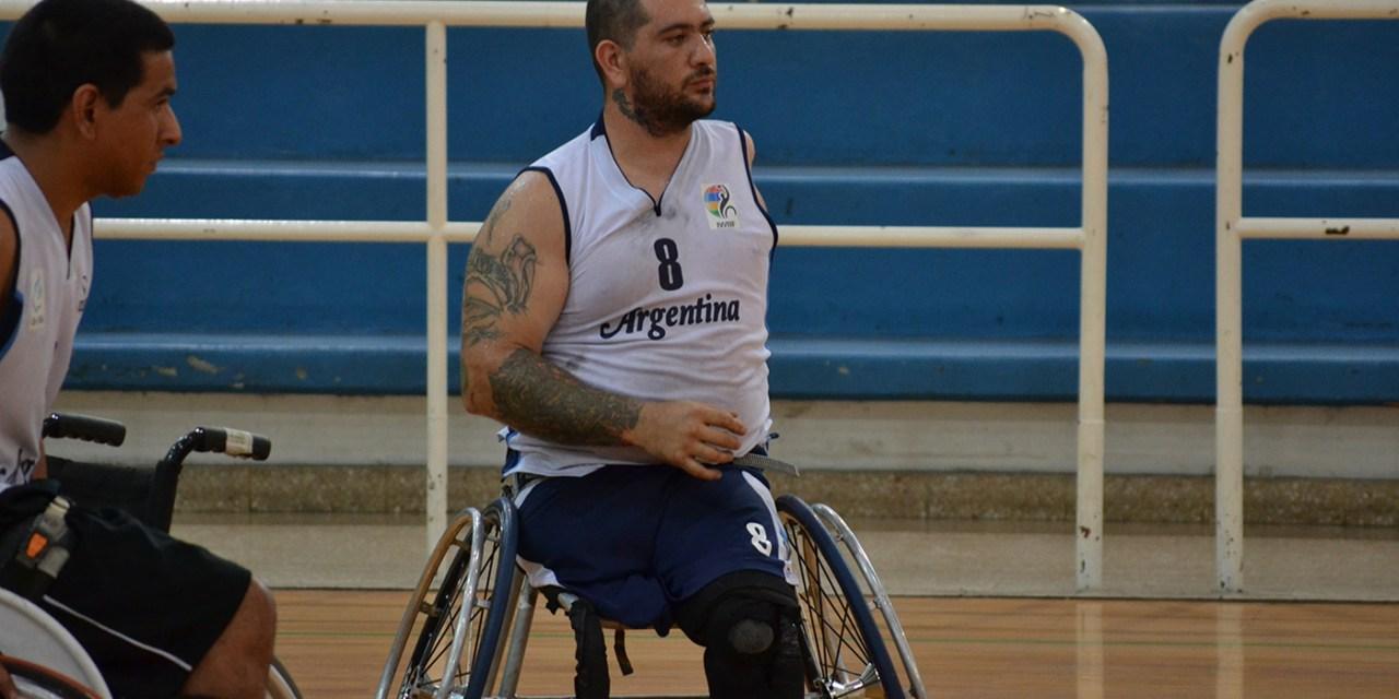 Básquet en silla de ruedas: Villafañe y Gabas, a España