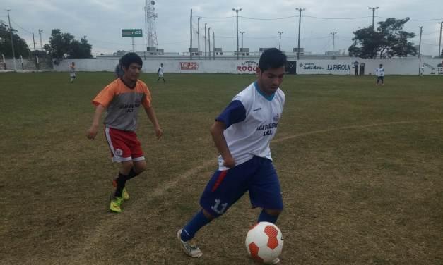Fútbol 7: Se juega el cuadrangular final de la Liga Paralímpica del Norte