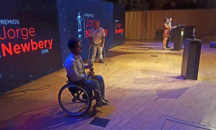 Se entregaron los Premios Newbery, con ternas de deporte adaptado