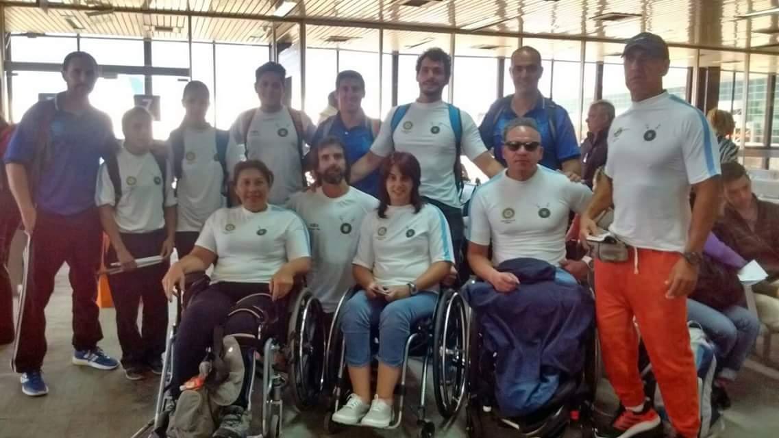 Remo: Argentina compite en Brasil