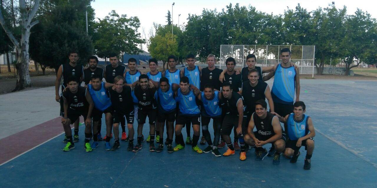 Fútbol 7: Los Tigres trabajan en Mendoza y piensan en el Mundial