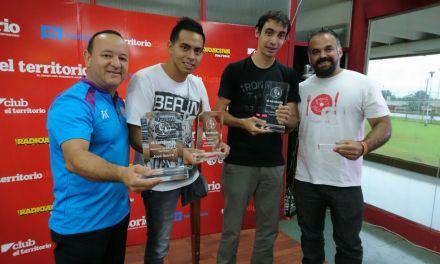 Atletismo: Avellaneda tuvo su reconocimiento en Misiones