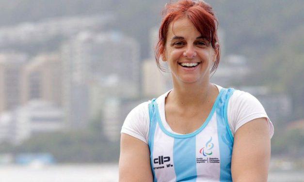 Remo paralímpico: Mariana Gallo prepara el 2017