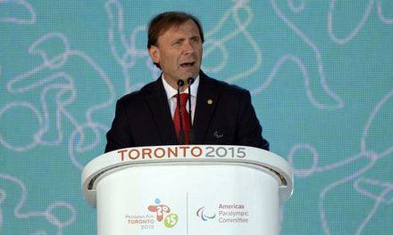 Murió José Luis Campo, el argentino presidente del Comité Paralímpico de las Américas