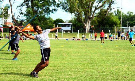Atletismo: la Selección se concentra en Pergamino