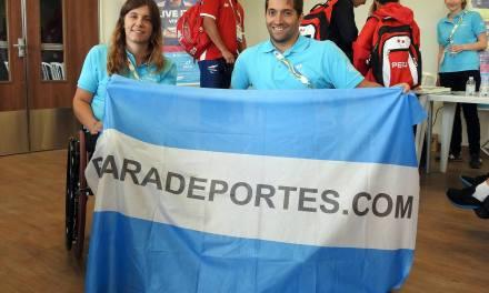 Quassi y Luchina dan talleres deportivos en San Pablo 2017