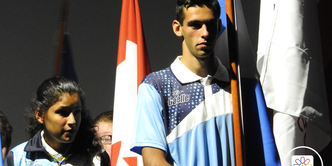 San Pablo inició sus Juegos Parapanamericanos Juveniles a pura fiesta