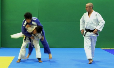 Judo: Santander y Ledesma ajustan detalles de cara al debut en San Pablo
