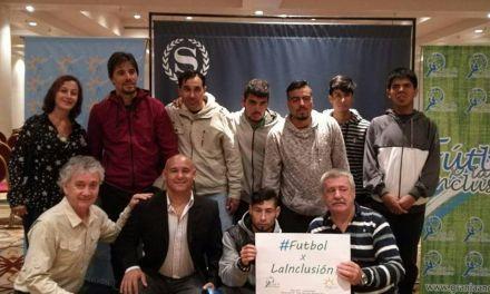 Se presentó la Liga Inclusiva de fútbol 2017