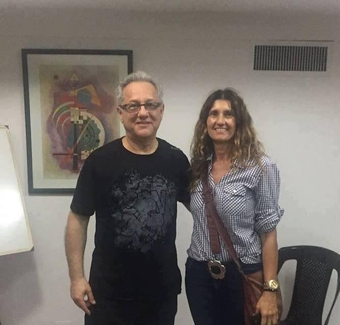 El paravóley pasó por Rosario y recibió el apoyo de Velasco