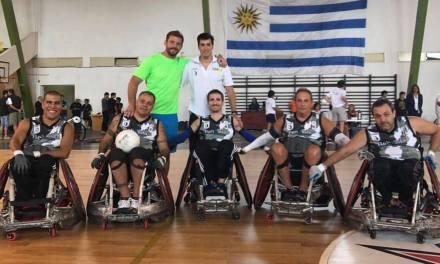 Quad Rugby: Buitres se quedó con el título en Uruguay