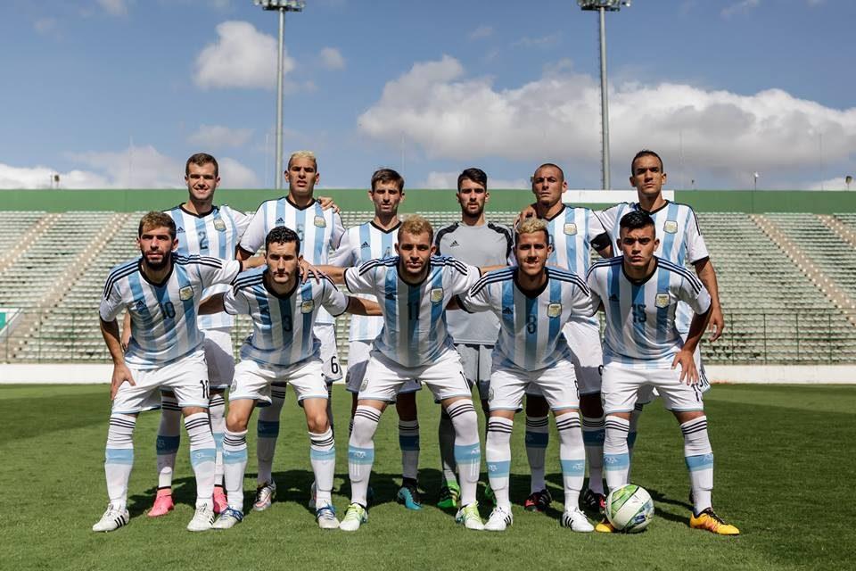 Fútbol para sordos: Los Toros se probarán contra la Reserva de All Boys