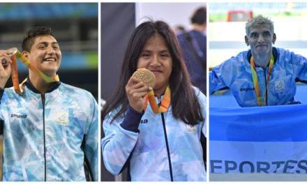 Atletismo: Yanina Martínez, Urra y Barreto competirán en el Open Internacional de Chaco