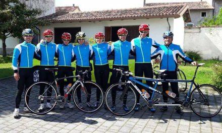 Paraciclismo: la selección ya se entrena en Italia
