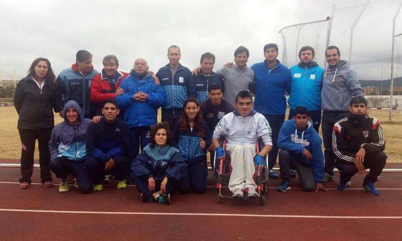 Atletismo: la Selección se concentró en Salta